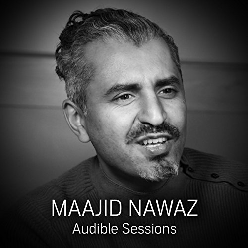 FREE: Audible Sessions with Maajid Nawaz audiobook cover art