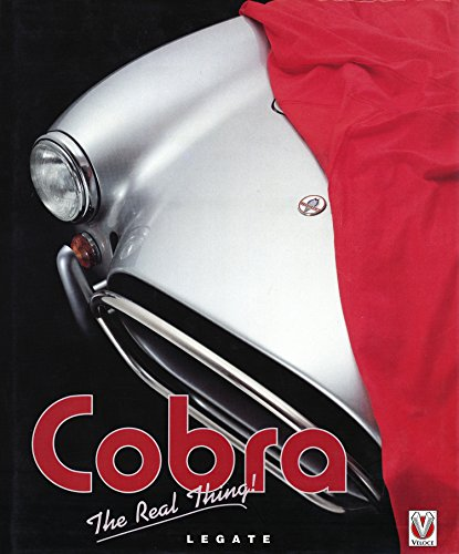 Cobra: The Real Thing! (English Edition)