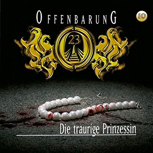 Die traurige Prinzessin cover art