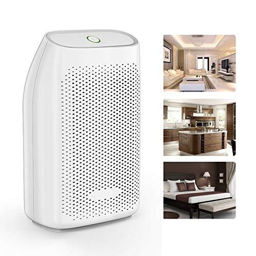 Find Discount KIKBLW Home Air Dehumidifier, 700Ml Portable Air Dryer Semiconductor Desiccant Moistur...