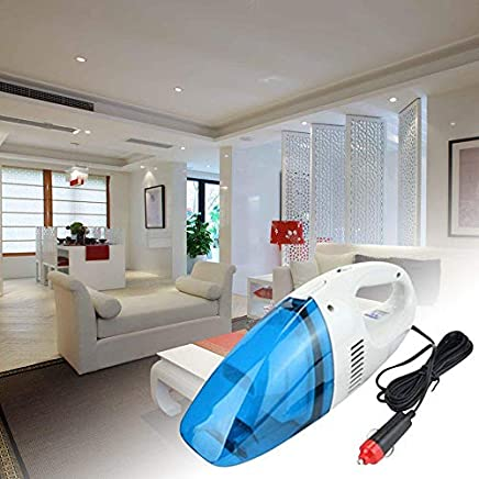 YIGEYI Car and Home Universal Mini Vehicle Auto High Power Wet & Dry Dust Vacuum Cleaner
