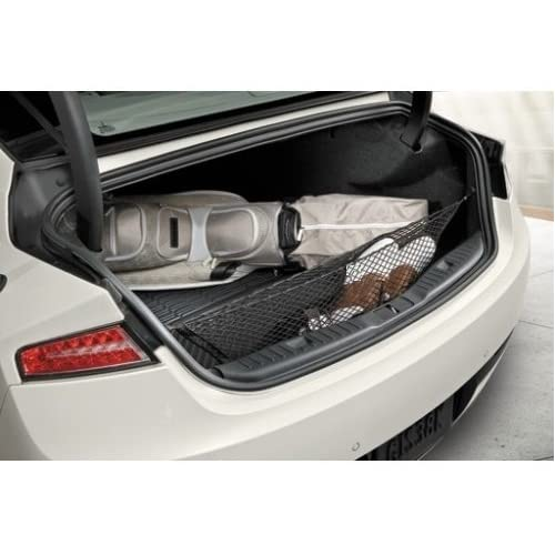 JessicaAlba Envelope Style Trunk Cargo Net for Lincoln MKZ 2013 14 15 2016 2017 2018 New