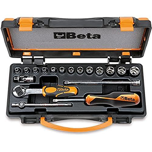 cassetta attrezzi 900 pezzi Beta 900/C13-5 - Chiavi a Bussola Esagonali 13 Pezzi