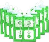 ABUCIYO 8 pzas Bolsa Colgante Absorbente de Humedad Bolsa de deshumidificación Quitar la Humedad para el Armario de la Cocina baño lavandería Habitaciones hogar