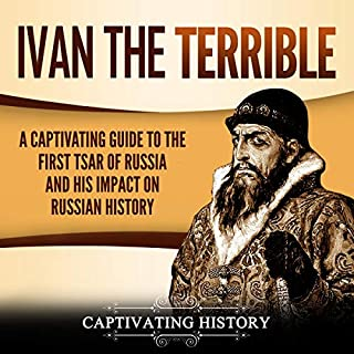 Ivan the Terrible cover art