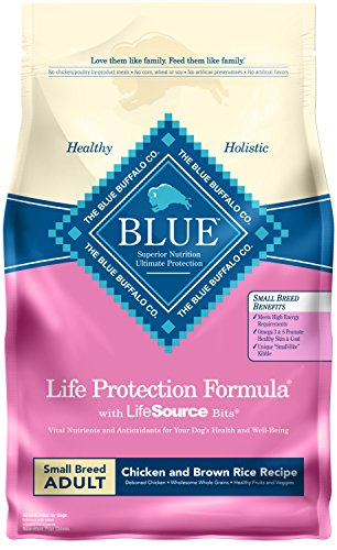 Blue Buffalo Nutrition Facts