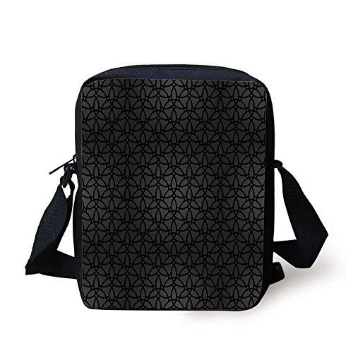HUOPR5Q Pink-Roses Drawstring Backpack Sport Gym Sack Shoulder Bulk Bag Dance Bag for School Travel