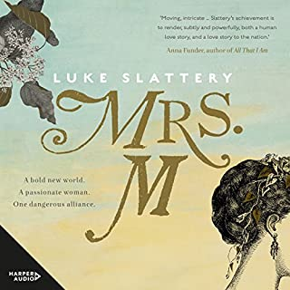 Mrs. M cover art