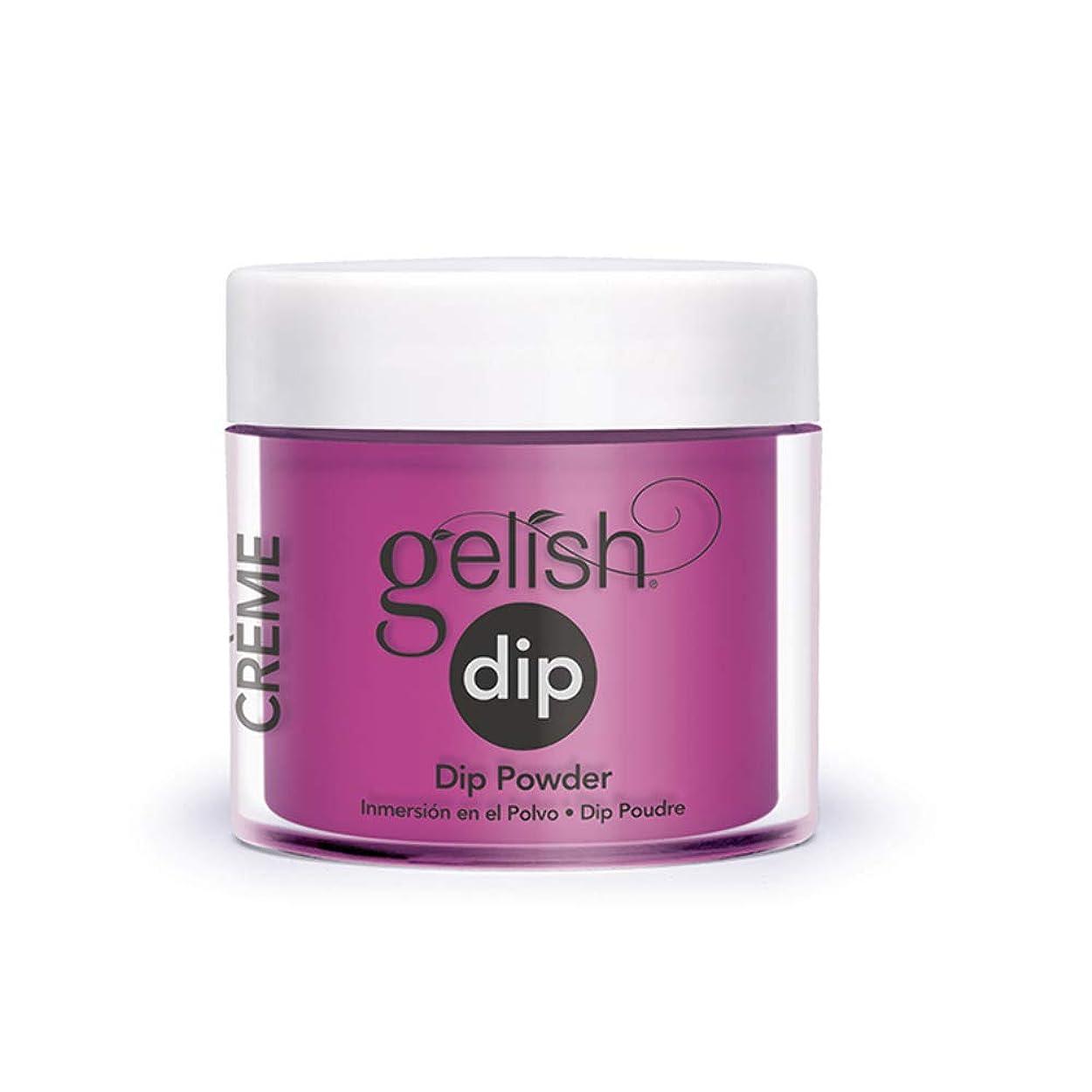 チキンびっくりする意識Harmony Gelish - Acrylic Dip Powder - Tahiti Hottie - 23g / 0.8oz