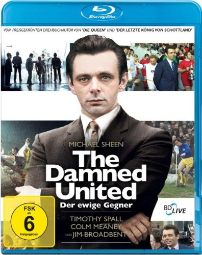 The Damned United - Der ewige Gegner [Blu-ray]