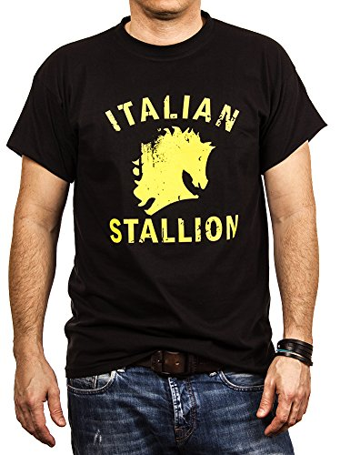 ROCKY BALBOA Itallian Stallion PHILLY /'76 Long Sleeve T-Shirt S-3XL