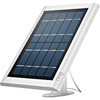 Ring Solar Panel Compatible With Ring Spotlight & Stick Up Cam Battery
