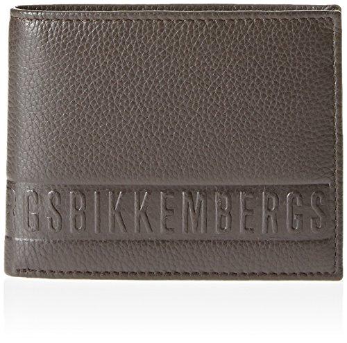 Dirk Bikkembergs - 6ad3706dd1301, Carteras Hombre, Marrone (Dark Brown 4s), 1x9.3x12 cm (W x H L)