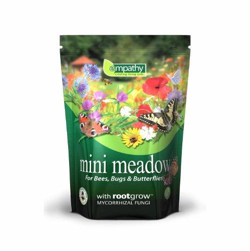 Empathy Mini Meadow zaden voor wilde bloemen, voor eenvoudig zagen van 3 m