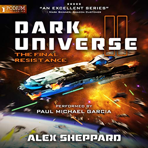 Couverture de Dark Universe, Part II
