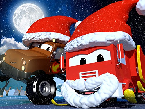 【Weihnachten】Rocky die Rakete /Schlitten des Weihnachtsmanns  /Katie das Kitcars Rennen gegen die Zeit! / Suzy das kleine rosa Auto