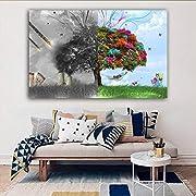 I materiali per pittura a olio ecologici di alta qualità sono ideali per la decorazione domestica, la decorazione della camera da letto dei bambini, la decorazione del soggiorno, la KTV, le aree pubbliche, i regali. Evita la luce solare diretta a lun...
