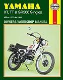 Yamaha XT, TT & SR500 Singles (75 - 83) (Haynes Manuals)