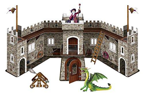 Bullyland - 75036 - Jeu Kit - Château du dragon Kit 2