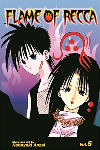 Flame of Recca Volume 5