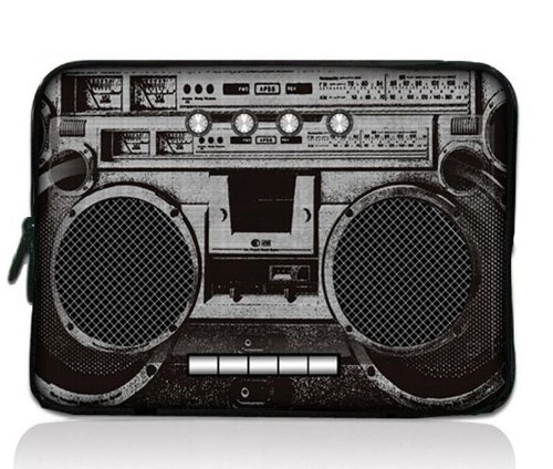 Kleurrijke tassen Zwarte radio Ontwerp 15