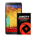Galaxy Note 3 Battery, JUBOTY 3200mAh Li-ion Replacement Battery for Samsung Galaxy Note 3 N9000, N9005 LTE, AT&T N900A, Verizon N900V, Sprint N900P, T-Mobile N900T