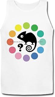小雪 Men's Naniiro 通販,涼しい,トップス,高機能,スウェット,カジュアル,シンプル,プリント,ロゴ,パロディ,かわいい男性用 小春 ノースリーブ ポロシャツ