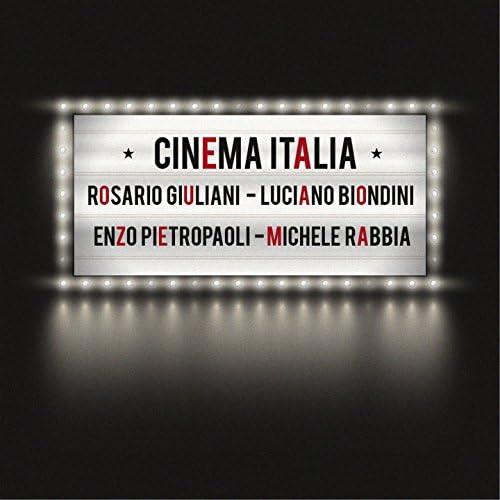 Rosario Giuliani, Luciano Biondini, Michele Rabbia & Enzo Pietropaoli