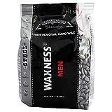 Waxness Wax Necessities Barbero Grooming Hard Wax Steel for Men 1.1 Pounds
