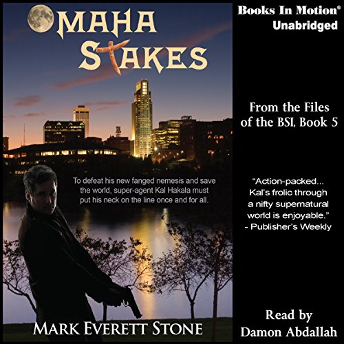 Omaha Stakes audiobook cover art