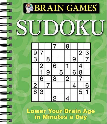 Brain Games - Sudoku #2