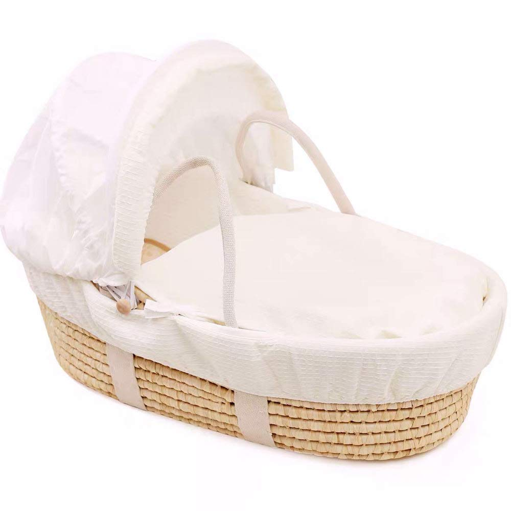 Baby Doll Moses Basket Pattern Sewing Patterns For Baby