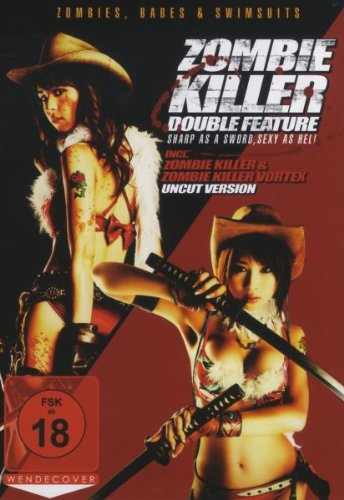 Zombie Killer Double Feature - Zombie Killer & Zombie Killer Vortex [2 DVDs]