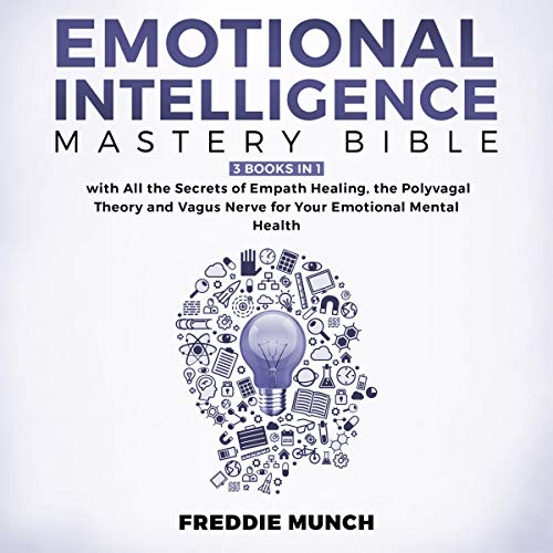 Emotional Intelligence Mastery Bible  By  cover art