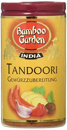 Bamboo Garden Tandoori Würzmischung, 4er Pack (4 x 38 g)