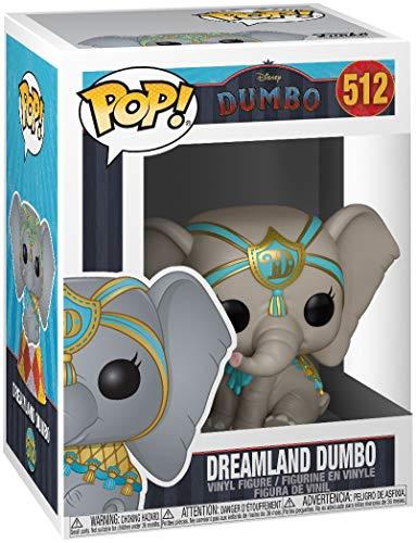 Funko- Disney: Dumbo: Pop 2 Collectible Figure, Multicolore, 34217