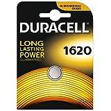 Duracell CR1620 - Lote de 10 pilas de litio (3 V)