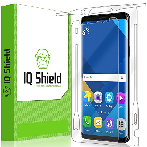 IQ Shield LiQuidSkin Samsung Galaxy S9 Plus Screen Protector