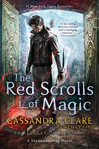 The Red Scrolls of Magic (The Eldest Curses) (English Edition)