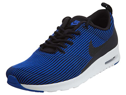 Nike Damen W Air Max THEA KJCRD Fitnessschuhe, Mehrfarbig (Schwarz-Racer Mehrfarbig-Weiß), 35.5 EU