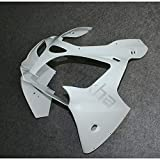 Unpainted Front Cover Upper Cowl Nose Fairing For Kawasaki Ninja 636 ZX-6R...