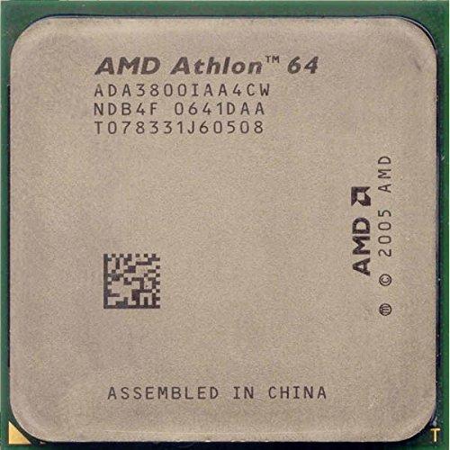 Prozessor CPU AMD Athlon 64 3800+ 2,4-GHz 512Ko ADA3800IAA4CN Orleans Buchse AM2