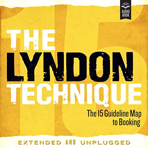 The Lyndon Technique audiobook cover art