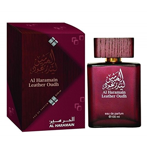 Piel Oudh por al Haramain Sweet Jasmine Raspberry Woody Perfume Spray 100ml