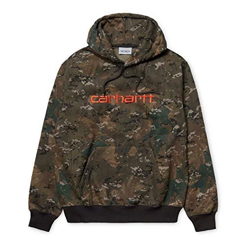 Carhartt Uomo Felpa cod.I027093. 0G290 Camouflage