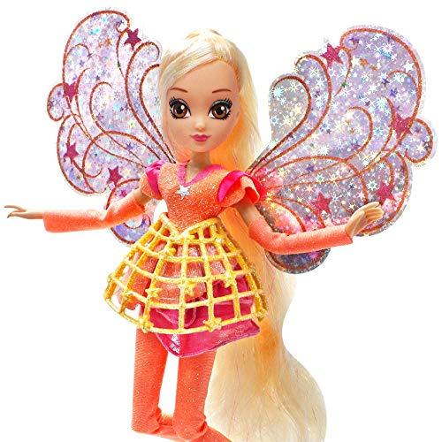 Giochi Preziosi Winx Magic Cosmix Fairy Stella con Ali Olografiche