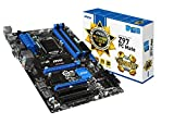 MSI Z97 PC Mate LGA1150 Intel Z97 Chipset DDR3 CrossFire SATA3&] USB3.0 A&GbE ATX Motherboard