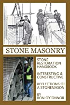 By Mr Ron O'Connor Stone Masonry: Stone Restoration Handbook (1st Frist Edition) [Paperback]