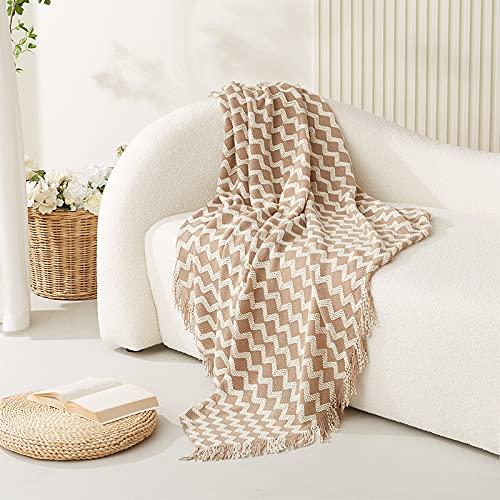 KLily Manta De Color Puro Material Lavado Adecuado para Dormitorio, Sala De Estar, Sofá, Oficina, Aire Acondicionado, Manta De Siesta