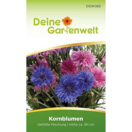 Kornblumen Gefüllte Mischung Samen | Zyane Saatgut | Kornblumensamen | Blumensamen